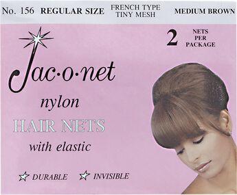 Medium Brown Regular Size Hairnet