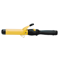Porcelain Series 1 Inch Spring Curling Iron