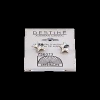 Destine Star Earrings 10mm
