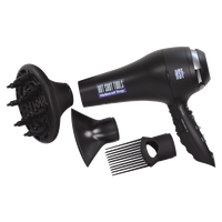 Turbo Boost Professional Tourmaline Hair Dryer