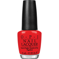 Red My Fortune Cookie Nail Lacquer