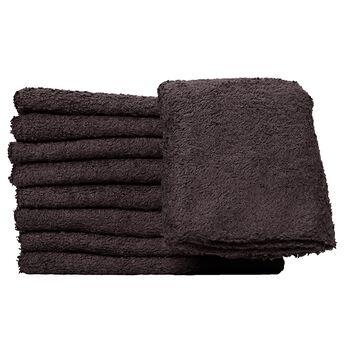 Bleach Guard Dark Gray Cotton Towels