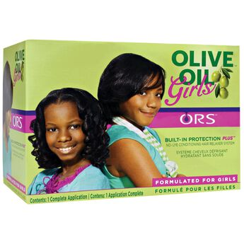 Olive Oil Conditioning Relaxer System
