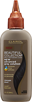 1A Midnight Black Semi Permanent Hair Color Beautiful Collection