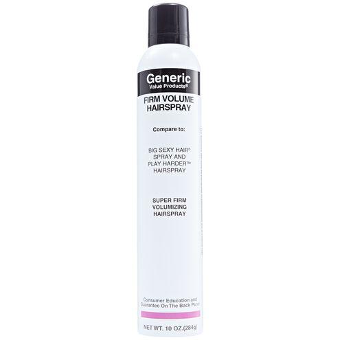 Hairspray compare to Big Sexy Hair Spray and Play Harder Hairspray