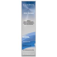 Cool Mix Tone Demi Permanent Hair Color