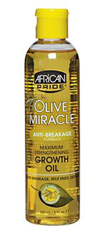 Olive Miracle Growth Oil