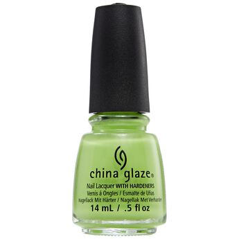 Grass Is Lime Greener Nail Lacquer