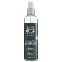 Almond & Avocado Curl Control & Shine Mist