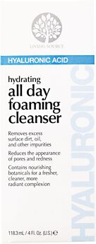 Hyaluronic Acid Hydrating Foaming Cleanser