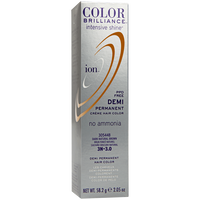 Intensive Shine 3N Dark Natural Brown Demi Permanent Creme Hair Color
