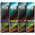 FLARE Permanent Cream Hair Color
