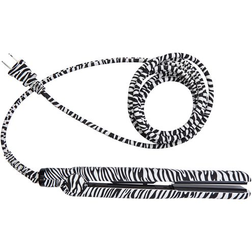 "Limited Edition Zebra Deco Cord 1"" Straightener"