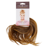Light Blonde Natural Tone Hair Wrap