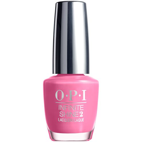 Infinite Shine Rose Against Time Nail Lacquer