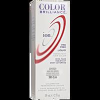 3R Dark Red Brown Permanent Liquid Hair Color
