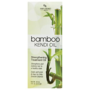 Bamboo Strengthening Hair Oil
