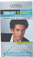 Natural Black Hair Color for Men