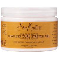 Raw Shea Butter Curl Stretch Gel