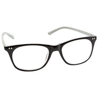 Black Pearlized Reading Glasses