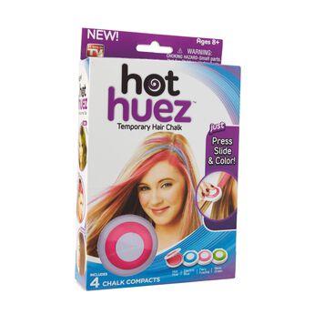 Hot Huez Temporary Hair Chalk Kit