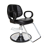 Megan Black Styling Chair