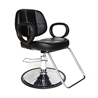 Megan Black Styling Chair
