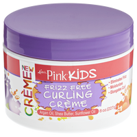 Kids Frizz Free Curling Creme