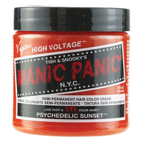 Psychedelic Sunset Semi Permanent Cream Hair Color