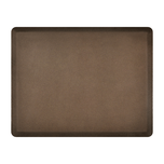 4' X 5' Granite Collection Mat without Chair Depression Copper