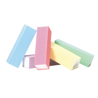 Four Sided Pastel Acrylic Soft Buffer