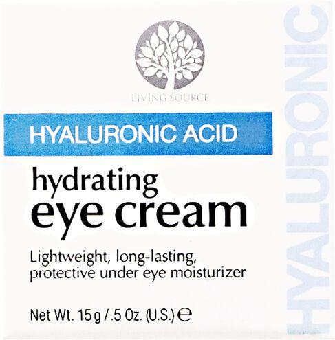 Hyaluronic Acid Hydrating Eye Cream
