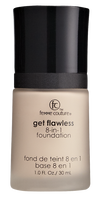 Get Flawless 8 in 1 Foundation