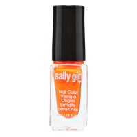 Crazy Nail Color
