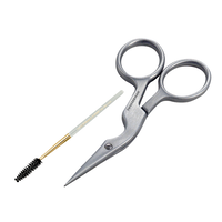 Brow Shaping Scissors & Brush Kit