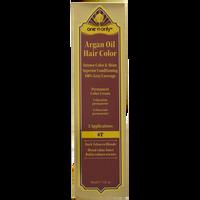 6T Dark Tobacco Blonde Argan Oil Permanent Cream Hair Color