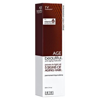 Agebeautiful Anti Aging Permanent Liqui Creme Hair Color