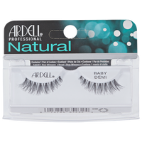 Natural Baby Demi Lashes