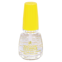 Yellow Stopper Top Coat