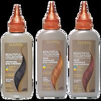 advanced gray solution semi permanent hair color - Coloration Semi Permanente Roux