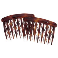 Tortoise 3 Inch Side Comb For Fine Hair