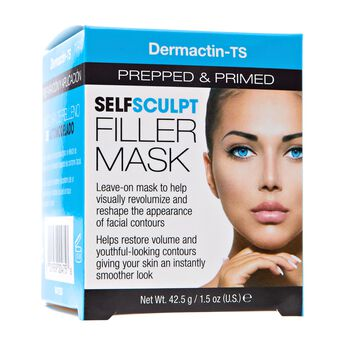 Prepped and Primed 3D Filler Mask