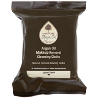 Argan Oil Makeup Removing Wipes
