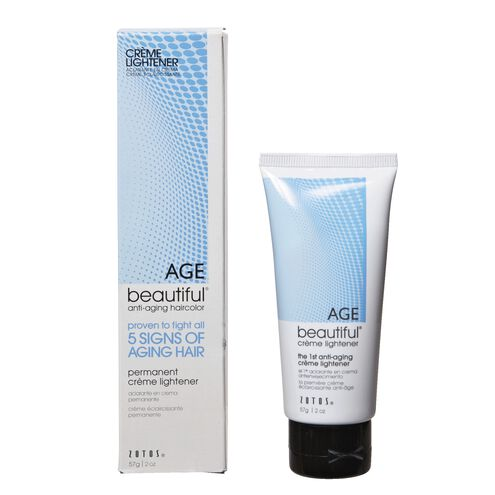 Anti-aging Creme Lightener