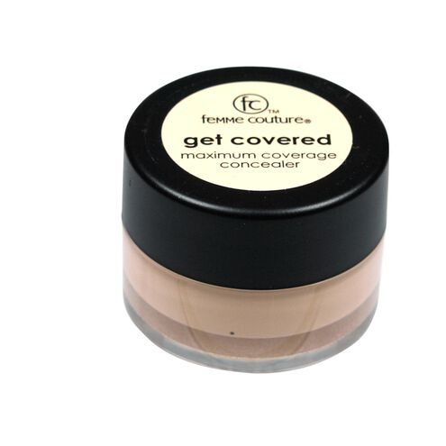 Get Covered Maximum Concealer Fair