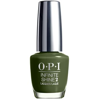 Infinite Shine Olive For Green Nail Lacquer