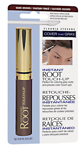 Dark Brown Instant Root Touch Up