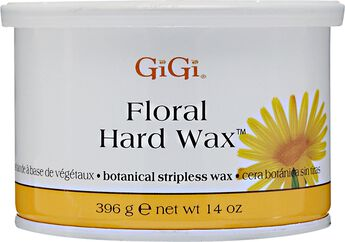 Organics Hard Wax with Floral Passions