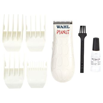 White Peanut Clipper & Trimmer
