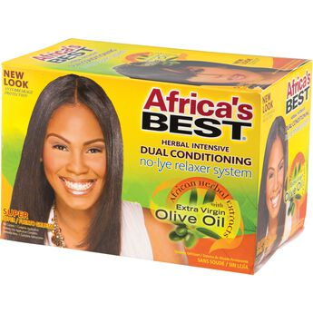 No Lye Super Relaxer System